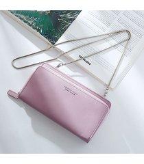 borsa a tracolla a catena per donna borsa spalle multi-card borsa