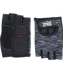 guantes  breeze negro/gris everlast