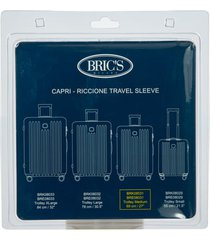 bric's transparent custom cover for 27-inch riccione/capri spinner trunks in clear at nordstrom