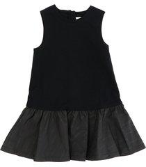 moncler flared dress