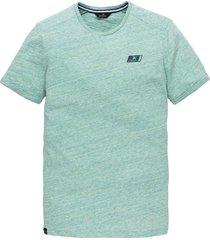 vanguard t-shirt groen ronde hals vtss202530/6119