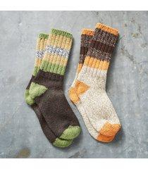 rugger socks, set of 2