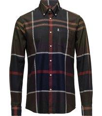 barbour dunoon shirt skjorta casual brun barbour