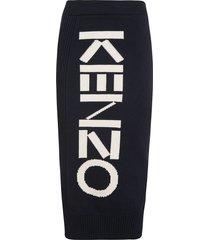 kenzo kenzo sport tube skirt