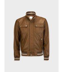 chaqueta en poliuretano para hombre 97750