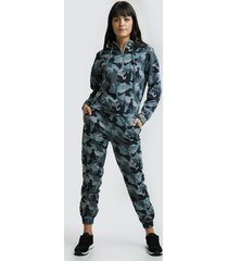 pantalón para mujer camuflado mujer color gris, talla 10