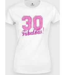 koszulka 30 and fabulous