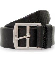 anderson's belts grain leather belt | black | 2683-n1