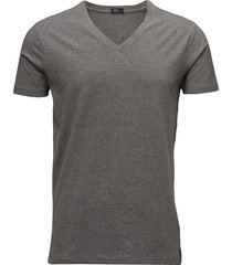 madelink cotton stretch t-shirts short-sleeved grå matinique