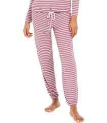 alfani okeo-tex printed pajamas pants, created for macy's