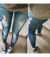 women's jeans, leggings, nwt blue