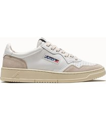 sneakers autry 01 low colore bianco