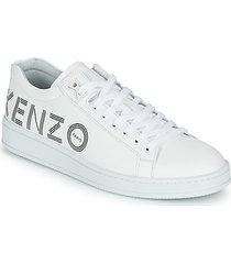 lage sneakers kenzo tennix low top sneaker