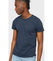 gabba t-shirt s/s t-shirts & linnen navy