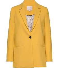 kyliepw bz blazer colbert geel part two