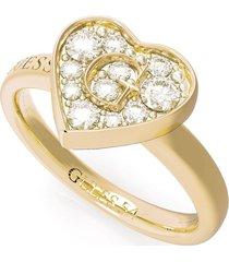 anillo guess g shine ubr79029-54