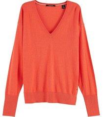 trui cashmere rood
