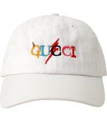 gucci lightning street fashion dad hat