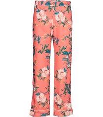 edina pants wijde broek roze by malina
