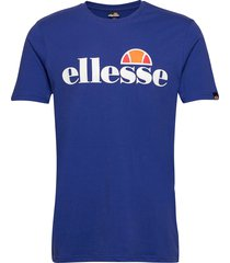 el sl prado tee t-shirts long-sleeved blå ellesse