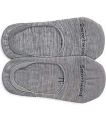 women's smartwool 2-pack no-show socks, size small - grey