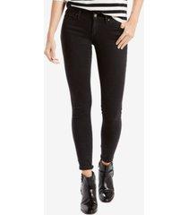 levi's women's 711 skinny jeans in short length