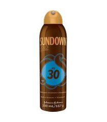 protetor solar sundown gold spray fps 30 200ml