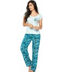 11358 conjunto pantalón dama,