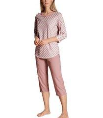 calida lovely nights crop pyjama