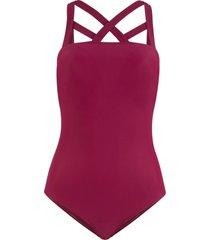 costume intero modellante (rosso) - bpc selection