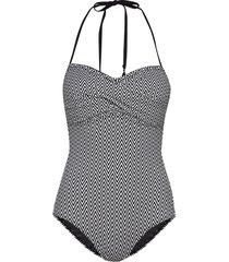 swimsuits baddräkt badkläder svart esprit bodywear women