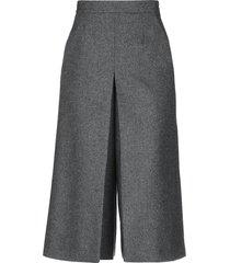 saint laurent 3/4-length shorts