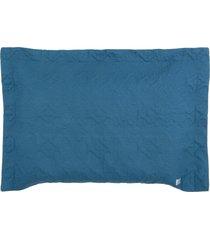 porta travesseiro altenburg boulevard voyant 50cm x 70cm - azul pond azul - tricae