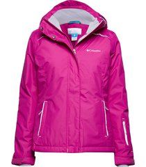 on the slope jacket outerwear sport jackets roze columbia