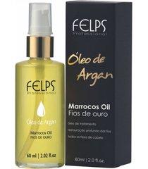 óleo de argan felps profissional 60ml