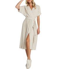 women's willow helen dolman sleeve wrap dress