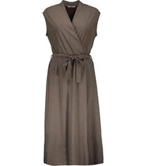 dress solid with strap