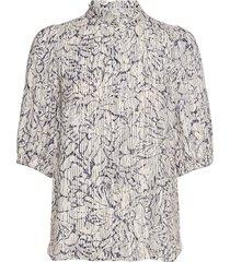 fiji shirt kortärmad skjorta vit second female