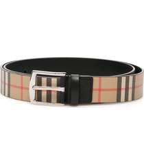 burberry gray 35 belt