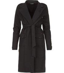 travelwear jas vivienne  zwart