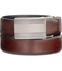 kenneth cole reaction men's beveled-edge reversible dress belt