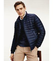 chaqueta azul tommy hilfiger