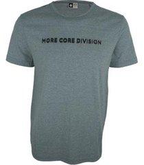 camiseta mcd regular more core division masculina