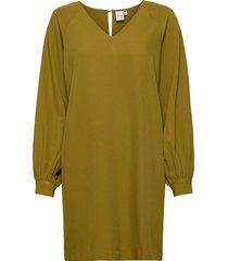 ihbanne dr3 jurk knielengte groen ichi