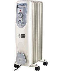 aquecedor de ambiente elétrico óleo ventisol ao, branco - 220 volts