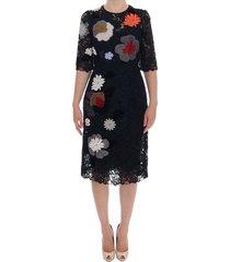 floral lace floral sicily dress
