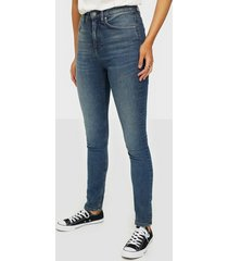 nudie jeans hightop tilde abbot blues skinny