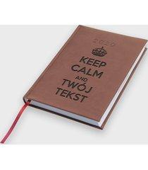 kalendarz 2020 keep calm i twój tekst
