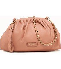 my best bag borsa in pelle rosa