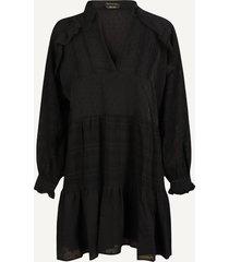 colourful rebel jurk zwart 9088